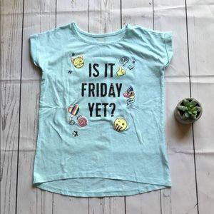 Childrens Place girls shirt
